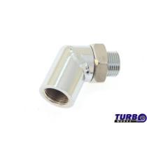 O2 szenzor adapter TurboWorks 120deg M18x1,5